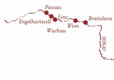 Wien, Belvedere - A-ROSA Donaukreuzfahrt 2016