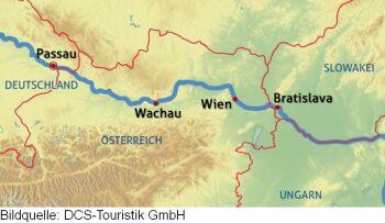 Weihnachtskreuzfahrt ab Passau