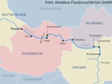 <b>Die AMADEUS Cara ergänzt ab April 2021 die AMADEUS-Flotte. Der Neubau bietet insgesamt 72 großzügige De-Luxe-Kabinen (17,5m²) und 12 AMADEUS Suiten (26,4m²).</b>